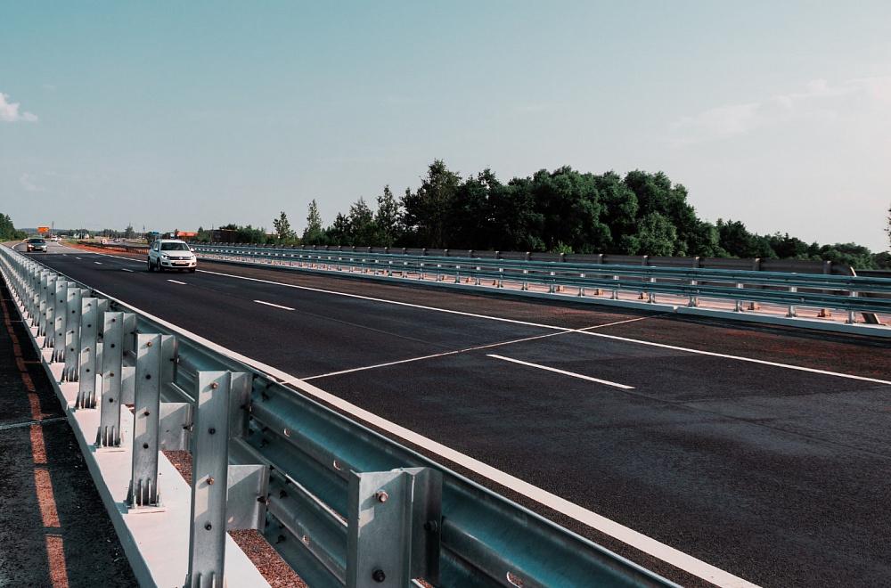 На участке трассы А-104 Москва – Дмитров – Дубна установят 90 светодиодных светильников